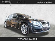 2016_Mercedes-Benz_S_600 Long wheelbase_ Kansas City KS