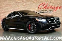 2016_Mercedes-Benz_S-Class_AMG S 63 4MATIC - 5.5L BI-TURBO V8 ENGINE ALL WHEEL DRIVE NAVIGATION TOP VIEW CAMERAS MASSAGE SEATS BURMESTER AUDIO HEADS-UP DISPLAY_ Bensenville IL
