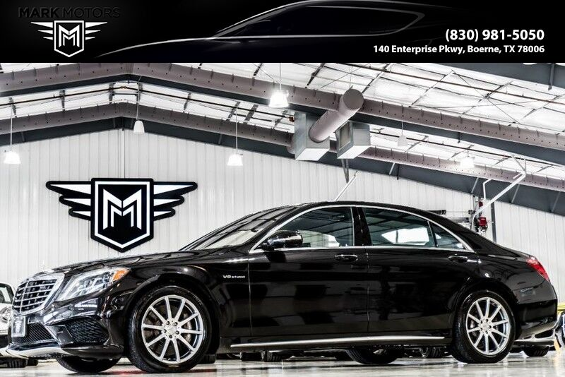 3bfd06406b2 Vehicle details - 2016 Mercedes-Benz S-Class at Mark Motors Boerne ...