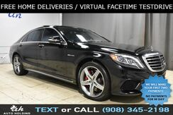 2016_Mercedes-Benz_S-Class_AMG S 63_ Hillside NJ