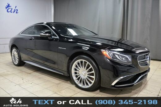 2016 Mercedes-Benz S-Class AMG S 65 Hillside NJ