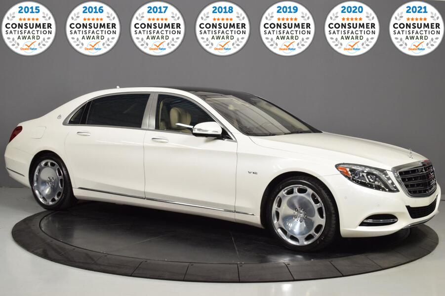 2016_Mercedes-Benz_S-Class_Maybach S 600_ Glendale Heights IL