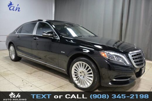 2016 Mercedes-Benz S-Class Maybach S 600 Hillside NJ