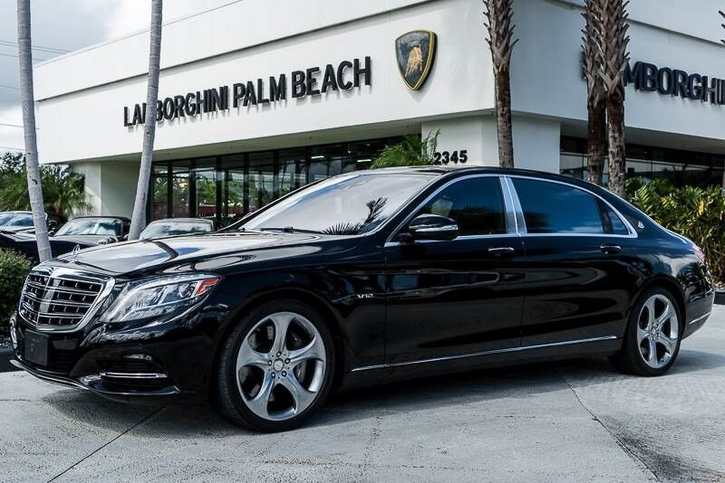 2016 mercedes benz s class maybach s 600 west palm beach for Mercedes benz financial payment address