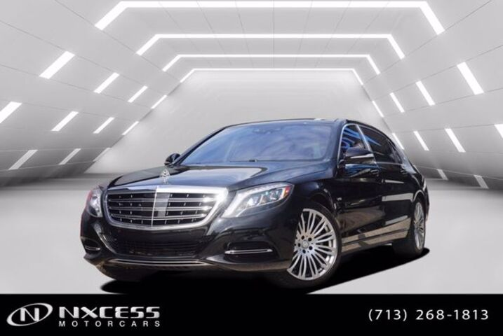 2016 Mercedes-Benz S-Class Maybach S 600 all Service been Done. Best Price! Houston TX