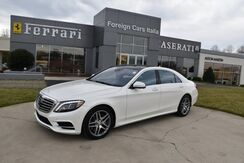 2016_Mercedes-Benz_S-Class_S 550_ Hickory NC