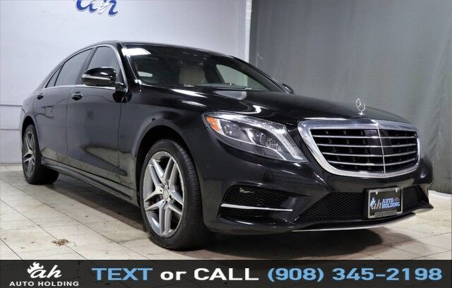 2016 Mercedes-Benz S-Class S 550 4MATIC Hillside NJ