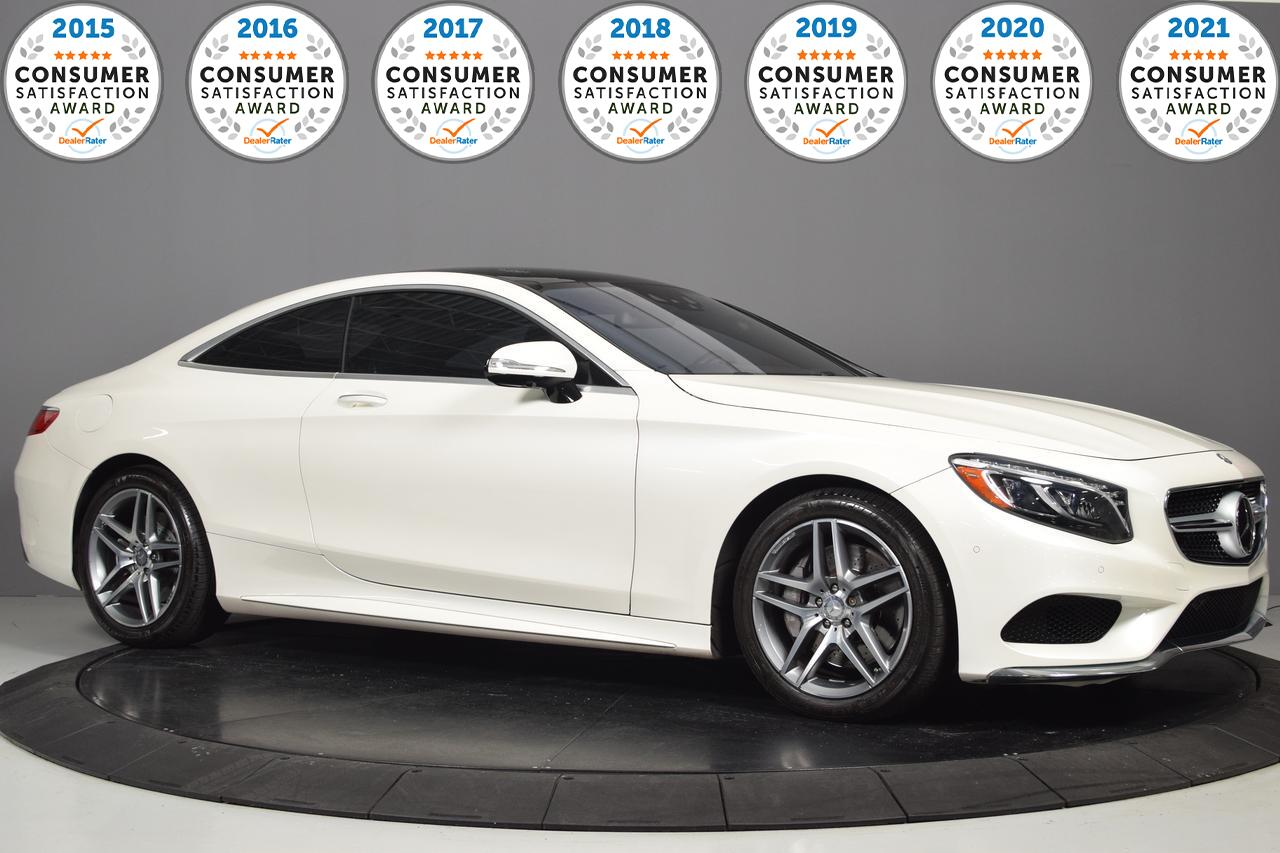 2016 Mercedes-Benz S-Class S 550 Glendale Heights IL