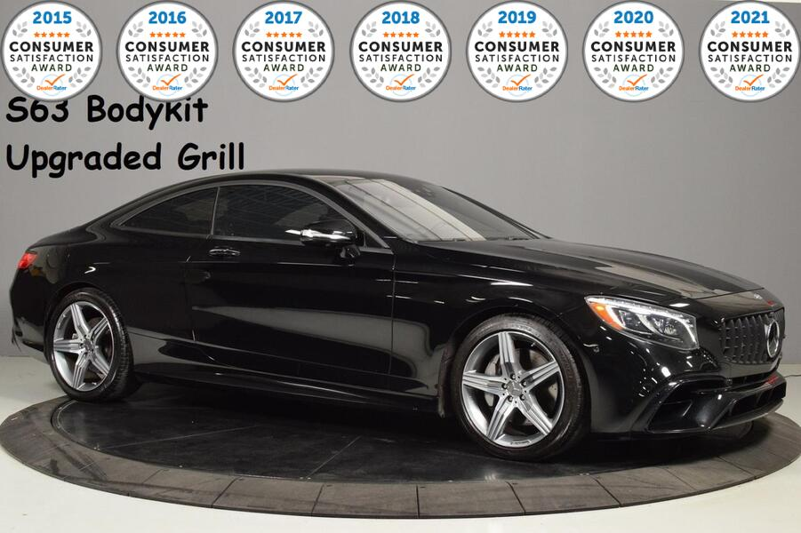 2016_Mercedes-Benz_S-Class_S 550_ Glendale Heights IL