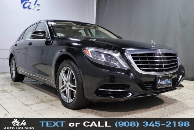 2016 Mercedes-Benz S-Class S 550 Hillside NJ
