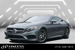 2016_Mercedes-Benz_S-Class_S 550_ Houston TX