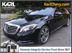 2016_Mercedes-Benz_S-Class_S 550_ New Canaan CT