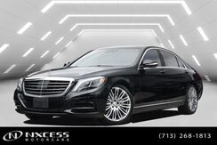 2016_Mercedes-Benz_S-Class_S 550 Only 16K Miles Super Clean Factory Warranty!_ Houston TX
