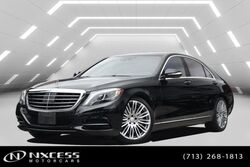Mercedes-Benz S-Class S 550 Only 16K Miles Super Clean Factory Warranty! 2016