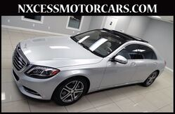 2016_Mercedes-Benz_S-Class_S 550 PREMIUM PKG PANO-ROOF HUD 1-OWNER._ Houston TX