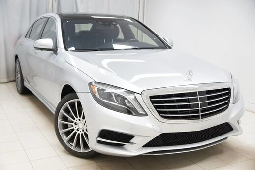 2016 Mercedes-Benz S-Class S550 Navigation Panoramic 360 Camera Avenel NJ