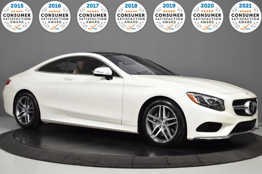 2016_Mercedes-Benz_S550 $140,710 MSRP!_S 550_ Glendale Heights IL