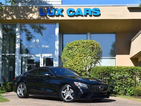 2016 Mercedes-Benz S550 Coupe Sport AMG Nav P1 4MATIC AWD MSRP $143,065 Buffalo Grove IL