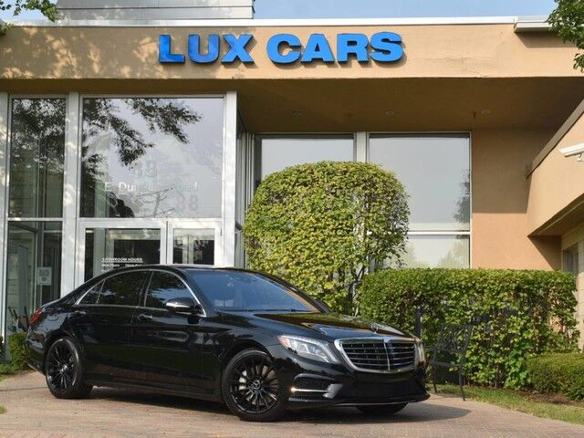 2016_Mercedes-Benz_S550_SPORT AMG PANOROOF P1 NAV 4MATIC MSRP $116,815_ Buffalo Grove IL