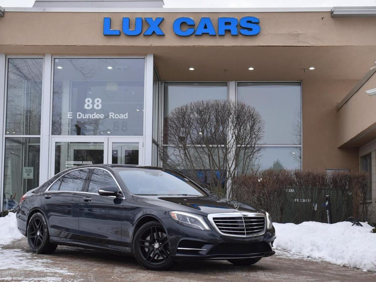 2016_Mercedes-Benz_S550_SPORT AMG PANOROOF P1 NAV 4MATIC MSRP $121,445_ Buffalo Grove IL