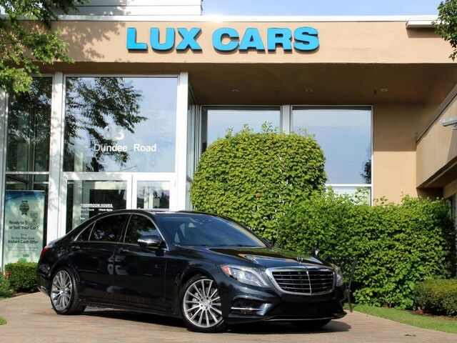 2016_Mercedes-Benz_S550_SPORT PANOROOF NAV P1 20 4MATIC MSRP $114,915_ Buffalo Grove IL