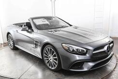 2016_Mercedes-Benz_SL-Class_SL550_ Dallas TX