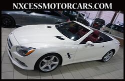 2016_Mercedes-Benz_SL_SL 400 SPORT ROADSTER PREMIUM PKG JUST 9,7K MILES CLEAN CARFAX._ Houston TX