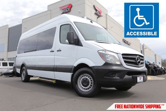 2016 Mercedes-Benz Sprinter 2500 Passenger Van High Roof 170-in. WB Chantilly VA