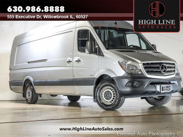2016 Mercedes-Benz Sprinter Cargo Vans EXT Willowbrook IL