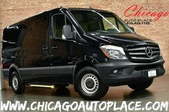 2016_Mercedes-Benz_Sprinter Passenger Vans_2500 - 3.0L V6 BLUETEC TURBO DIESEL ENGINE 11 PASSENGER VAN BACKUP CAMERA REAR TV/DVD ACTIVE BLINDSPOT DETECTION HEATED FRONT SEATS_ Bensenville IL