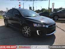 2016_Mitsubishi_Lancer_GTS   1OWNER   LEATHER   ROOF   CAM_ London ON