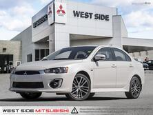 Mitsubishi Lancer GTS-FWD-2.4L-Heated Mirrors-Backup Camera 2016