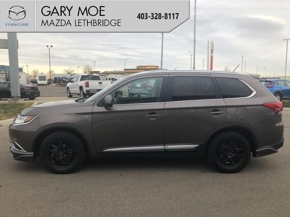 2016_Mitsubishi_Outlander_GT  - Tech package and low miles_ Lethbridge AB
