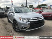 2016_Mitsubishi_Outlander_GT   7PASS   LEATHER   ROOF   AWD_ London ON