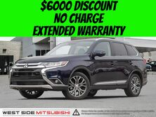 Mitsubishi Outlander GT-NAVIGATION-$6000 DISCOUNT-NO CHARGE EXTENDED WARRANTY 2016