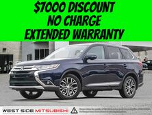 Mitsubishi Outlander GT-NAVIGATION-DEMO-$7000 DISCOUNT-NO CHARGE EXTENDED WARRANTY 2016