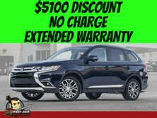 Mitsubishi Outlander GT-V6-LEATHER-SUNROOF-$5100 DISCOUNT-NO CHARGE EXTENDED WARRANTY 2016