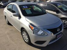2016_NISSAN_VERSA_4 DOOR SEDAN_ Austin TX