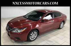 2016_Nissan_Altima_2.5 S PUSH START CLEAN SMART KEY_ Houston TX