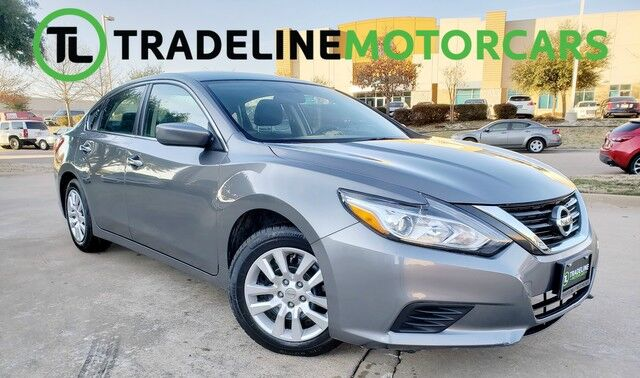 2016 Nissan Altima 2 5 S Rear View Camrea Keyless Start Bluetooth And Much