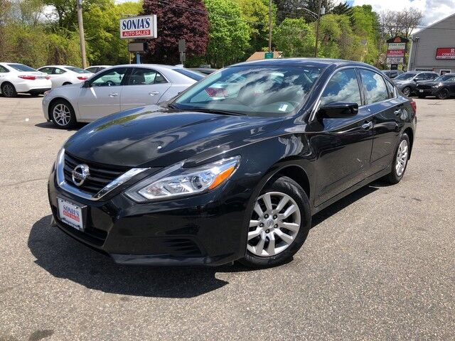 2016 Nissan Altima 2.5 S Worcester MA