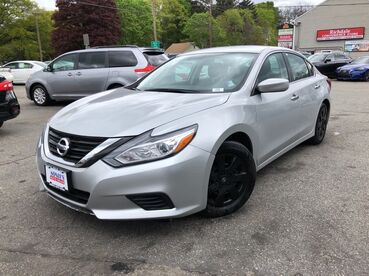 2016_Nissan_Altima_2.5 S_ Worcester MA