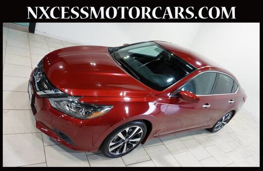 2016 Nissan Altima 2.5 SR AUTOMATIC BACK-UP CAMERA ALLOY WHEELS 1-OWNER. Houston TX