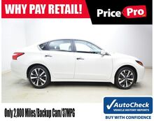 2016_Nissan_Altima_2.5 SR_ Maumee OH