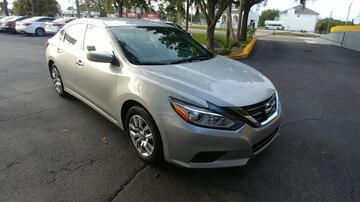 2016 Nissan Altima 4dr Sdn I4 2.5 S Michigan MI