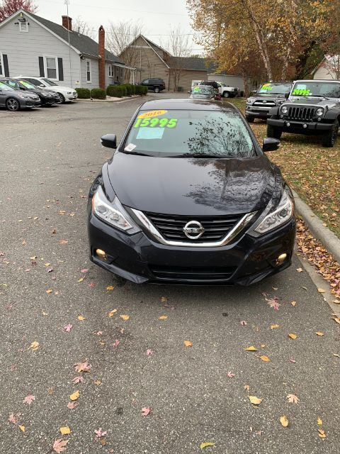 2016 Nissan Altima SL WITH TECH PACKAGE LEATHER, ROOF AND NAVIGATION Charlotte NC