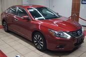 2016 Nissan Altima SL WITH TECH PACKAGE,LEATHER, ROOF AND NAVIGATION