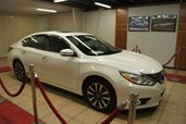 2016 Nissan Altima SV WITH NAVIGATION , COLD WTHR AND CONVENIENCE PACKS