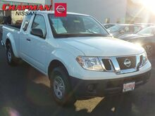 2016_Nissan_Frontier_S_  PA