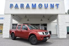 2016_Nissan_Frontier_SV_ Hickory NC
